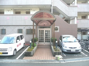 茨木市の賃貸マンション|ビーハイブ 外観写真.jpg