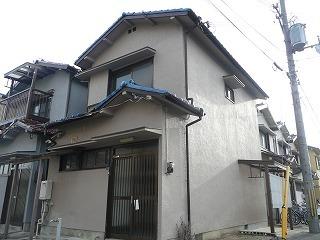 茨木市の一戸建貸家 中河原一戸建の外観写真