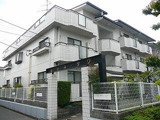 茨木市の賃貸マンション|ルミネ・サワの外観写真