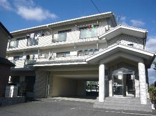 茨木市の賃貸マンション|ドーミル・ウエストの外観